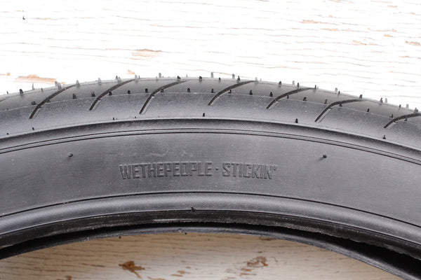 WETHEPEOPLE -WeThePeople Stickin Tyre -TYRES + TUBES -Anchor BMX