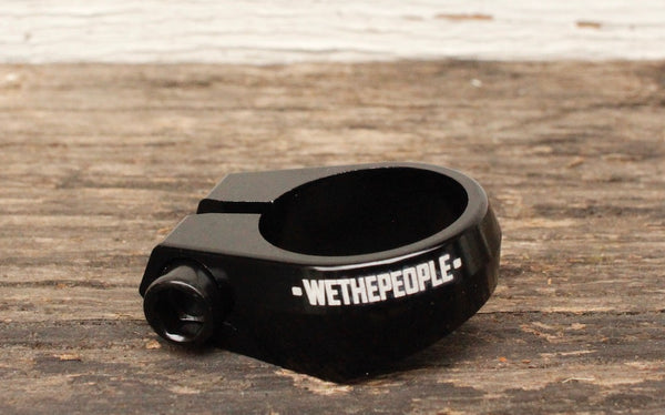 WETHEPEOPLE -WeThePeople Supreme Seatclamp -Seatposts and Clamps -Anchor BMX