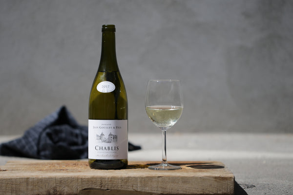 "J. GOULLEY ""CHABLIS"""