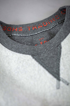 &SONS Boxer Trading Post Reversible Sweat Sweatshirts &sonsclothing