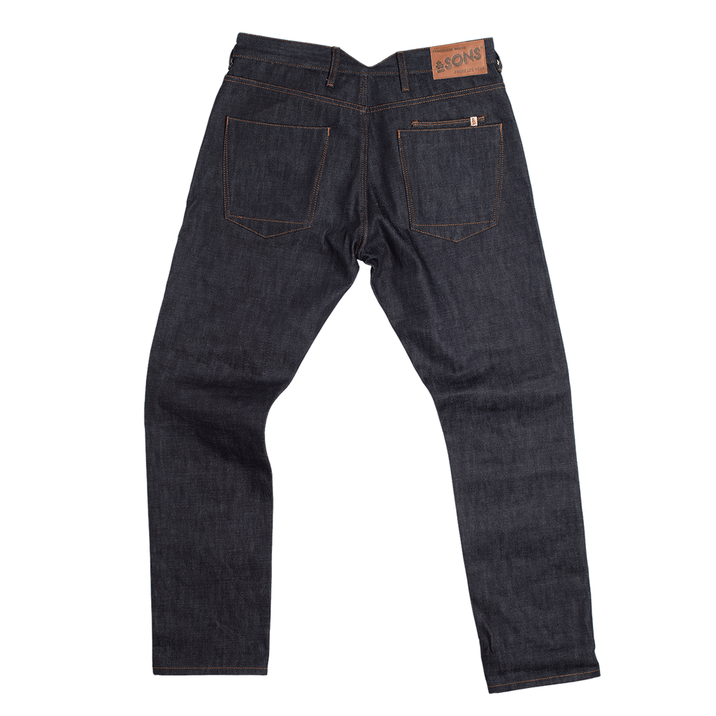 Frontier 12oz Selvedge Denim Jeans