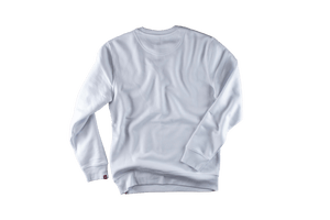 &SONS 1968 White Sweatshirt