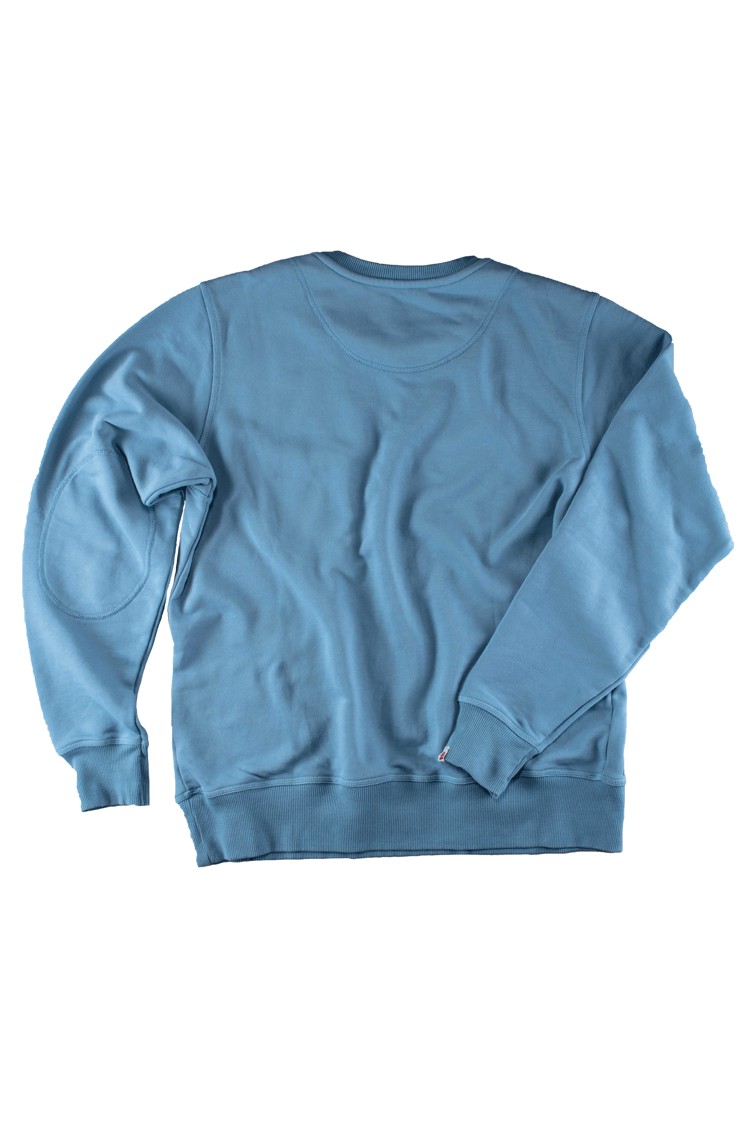&SONS Boxer No.4 Sweatshirt Smoky Blue