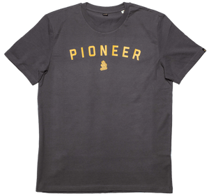 PIONEER &SONS T-Shirt - Charcoal