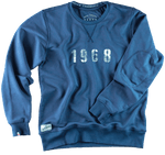 &SONS 1968 Navy Sweatshirt Sweatshirts &sonsclothing