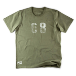 &SONS 1968 Army Green T-Shirt