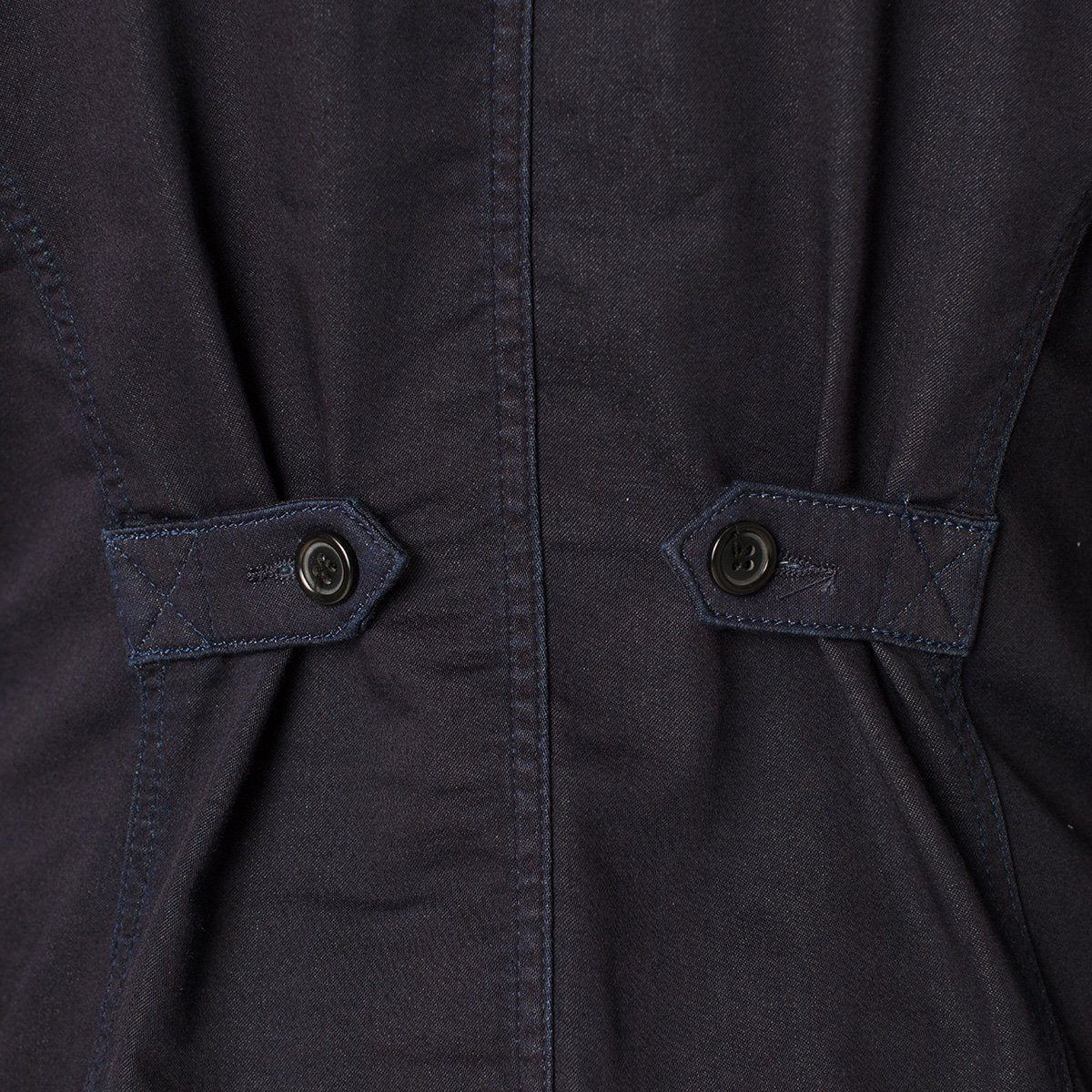 &SONS Crafter II Raw Navy Chore Jacket