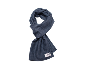&SONS Hemingway Scarf Denim Blue