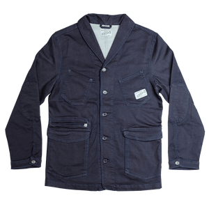 &SONS Crafter Raw Navy Chore Jacket