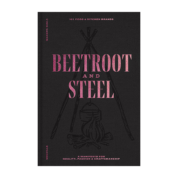 Makers Bible 'Beetroot & Steel'