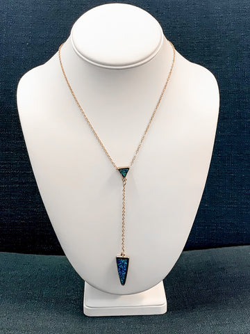 Inka Seaglass Necklace