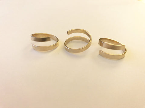 Adjustable Gold Ring