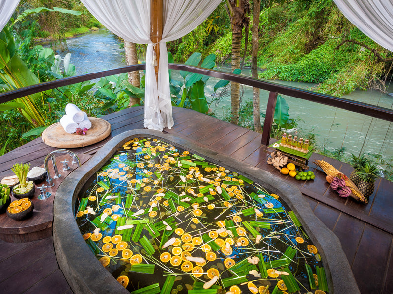 A Healing Journey in Bali