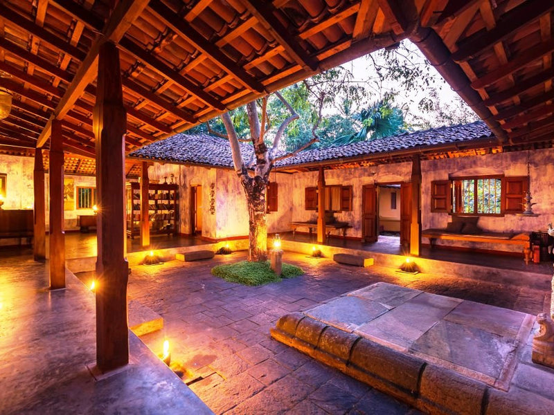 Detox and Disconnect in the Jungles of Sri Lanka