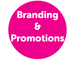 Branding & Promotions good for schools businesses & organisations