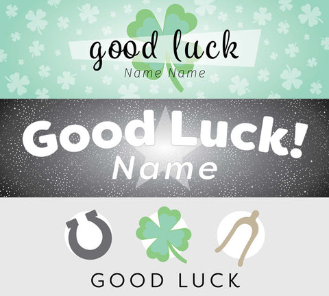 good luck printed vinyl banners uk