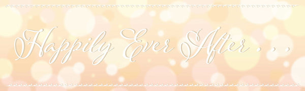 Wedding Banner with personalised text