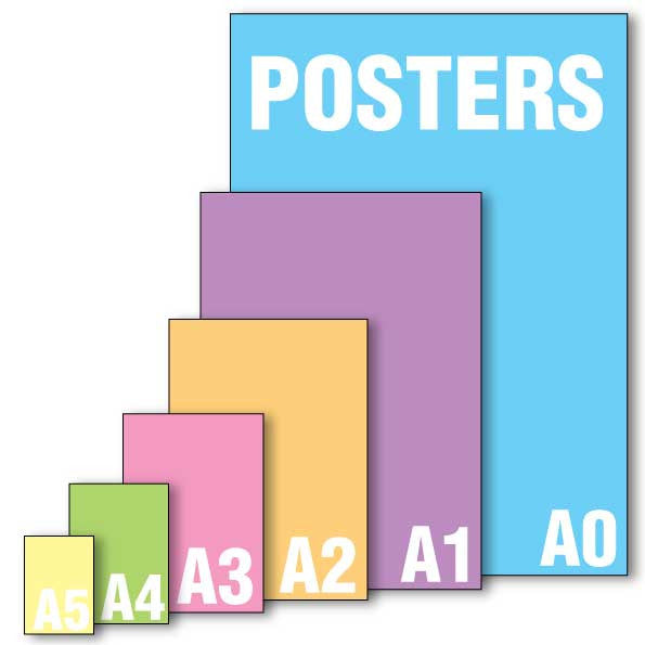 Posters - Design and Printing