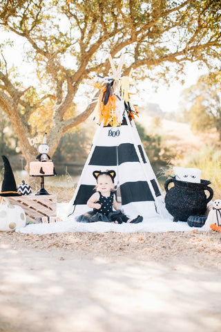 Halloween Styled Photo Shoot