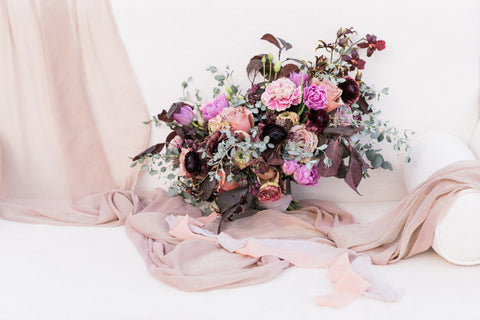 Silk Table  Runners - Partycrushstudio
