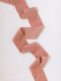 Old Rose Silk Ribbon | Silk Ribbon