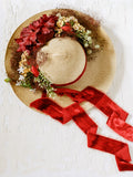 Red Silk Velvet Ribbon | Silk Velvet Ribbon