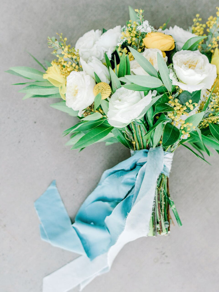 Seafoam Silk Ribbon