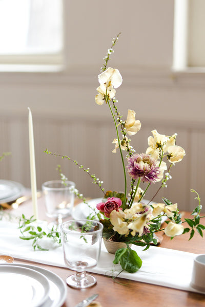 sheer table runners