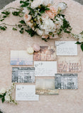 Romantic wedding decor - Partycrushstudio