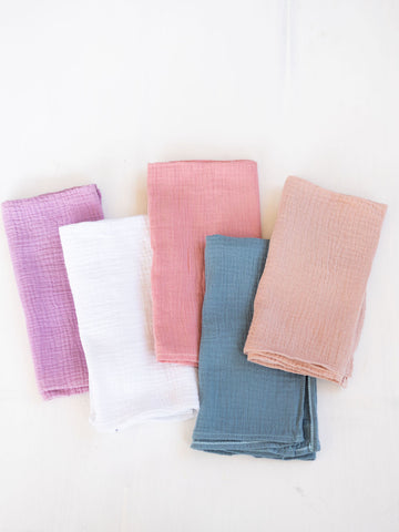 Cotton Gauze Napkins