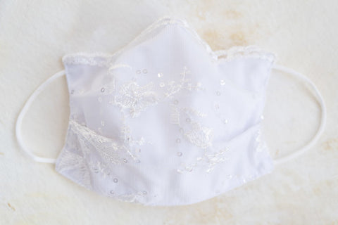 Bridal Face Mask