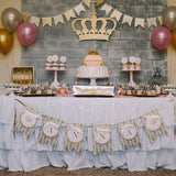 White Ruffled Tablecloth Different Colors   Partycrushstudio ...