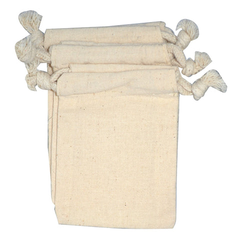 3 Soap Nut Washer Bags - Sinfully Wholesome