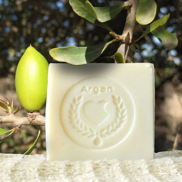 Argan Oil Soap - Sinfully Wholesome