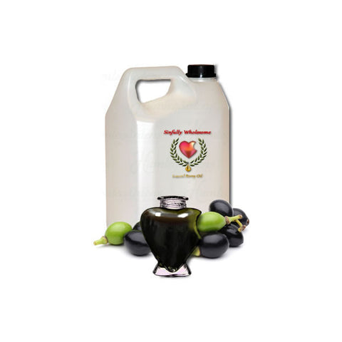 Sinfully Wholesome Laurel Berry Oil 5 kg bottle