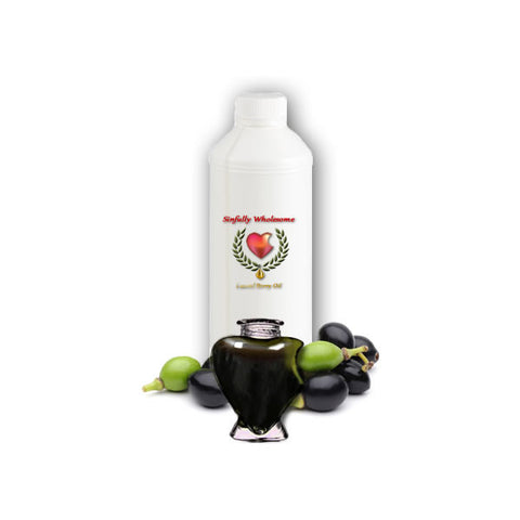 Laurel Berry Oil - 1 kilo bottle - Sinfully Wholesome