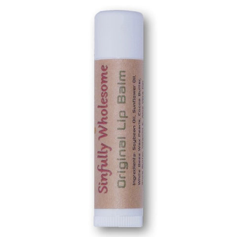 Original Lip Balm - Sinfully Wholesome