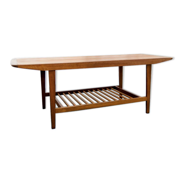 Table basse scandinave 131cm