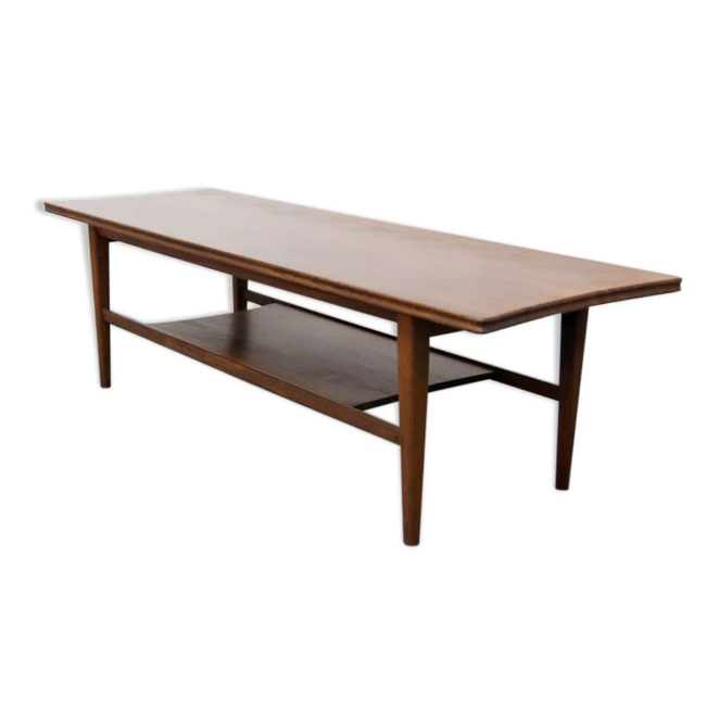 Table basse scandinave 121cm