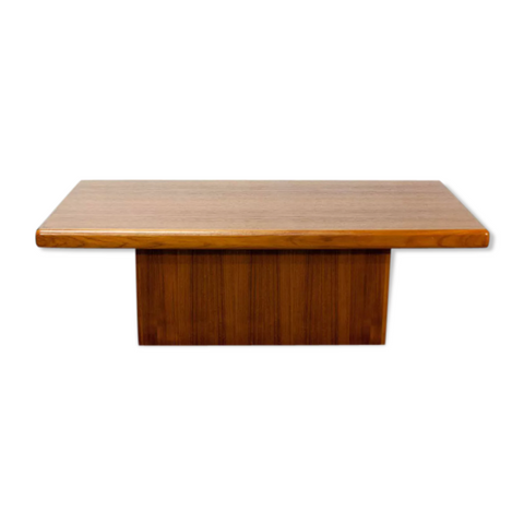 Table basse danoise moderniste