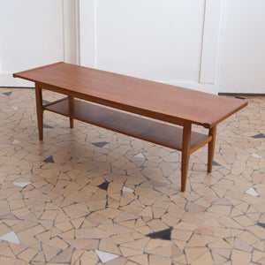 Table basse scandinave 114cm