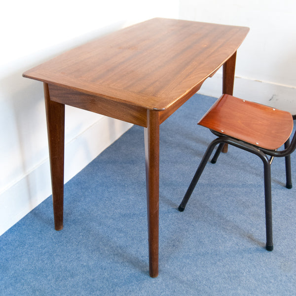 Table/bureau Teck massif - Scandinave - Monsieur Joseph - 2