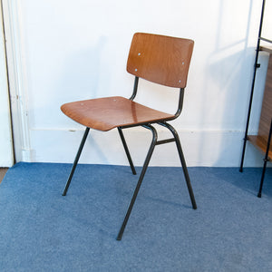Chaise Pagwood Scandinave - Vintage - Monsieur Joseph - 1