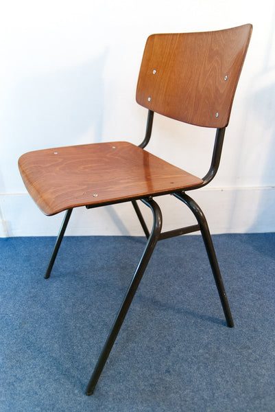 Chaise Pagwood Scandinave - Vintage - Monsieur Joseph - 5
