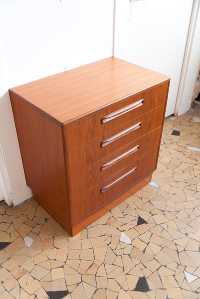 Commode Gplan Fresco en teck