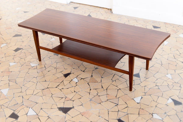Table basse scandinave vintage