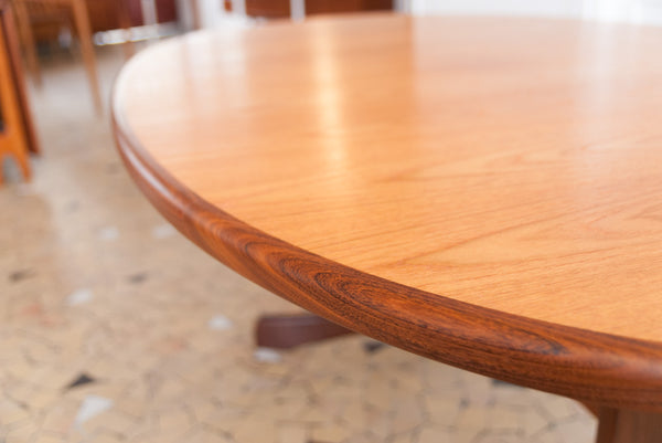 Table ovale Gplan Fishtail
