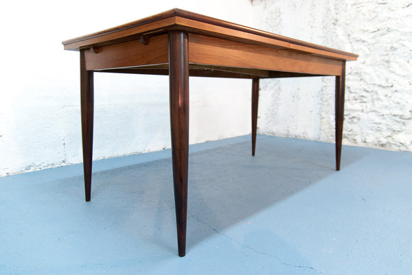 Grande table de repas scandinave à rallonges - Vintage - Monsieur Joseph - 5