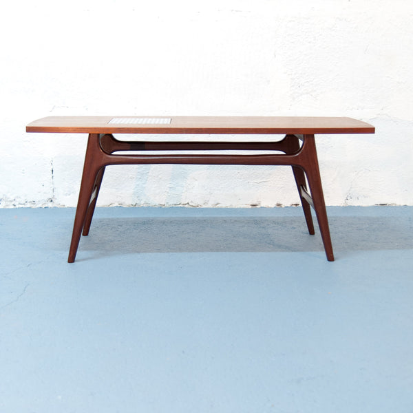 Table basse Scandinave Wébé - Vintage