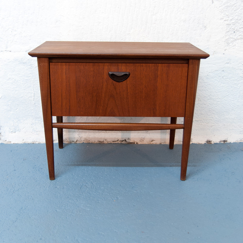 Table de chevet Scandinave - Vintage
